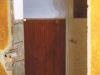 Pomieszczenie przed oraz po 14